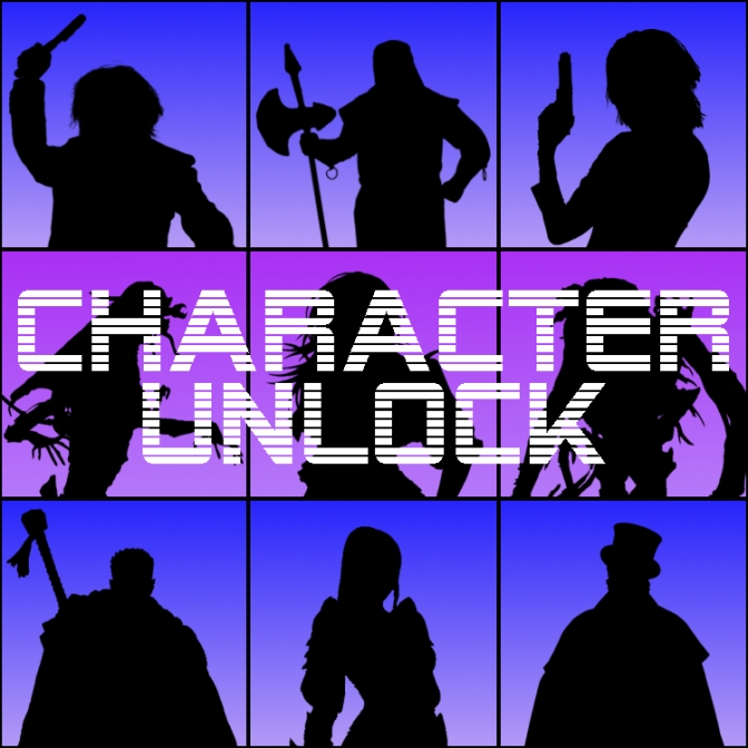 Character Unlock: New Consoles, Old Controllers and Bad Language