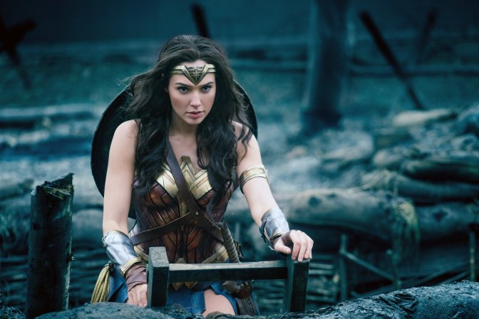 Failed Critics Podcast: Wonder Women Triple Bill