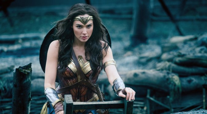 Failed Critics Podcast: Wonder Women Triple Bill