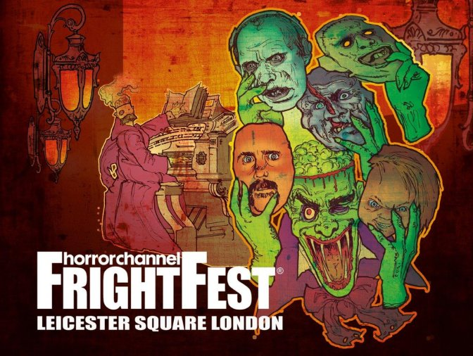 FrightFest 2017 – My Itinerary