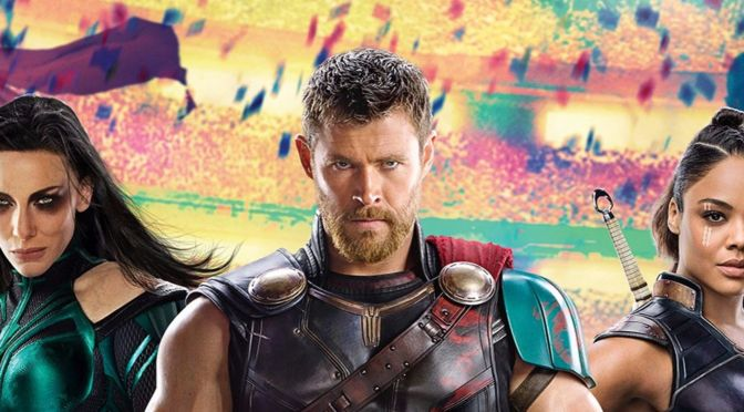 Failed Critics Podcast: Thor: Ragnarok
